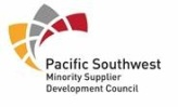 Pacific Southwest Minority Supplier Development Council Certified.